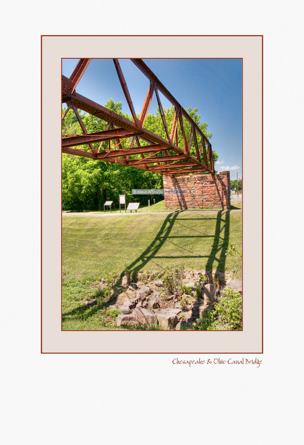 Chesapeake and Ohio Canal Bridge