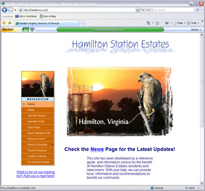Hamilton Station Estates